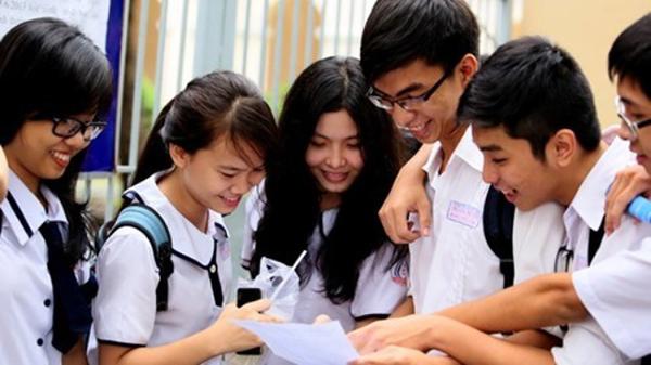 Thi THPT quốc gia 2017 có thể chỉ thi trong 2 ngày