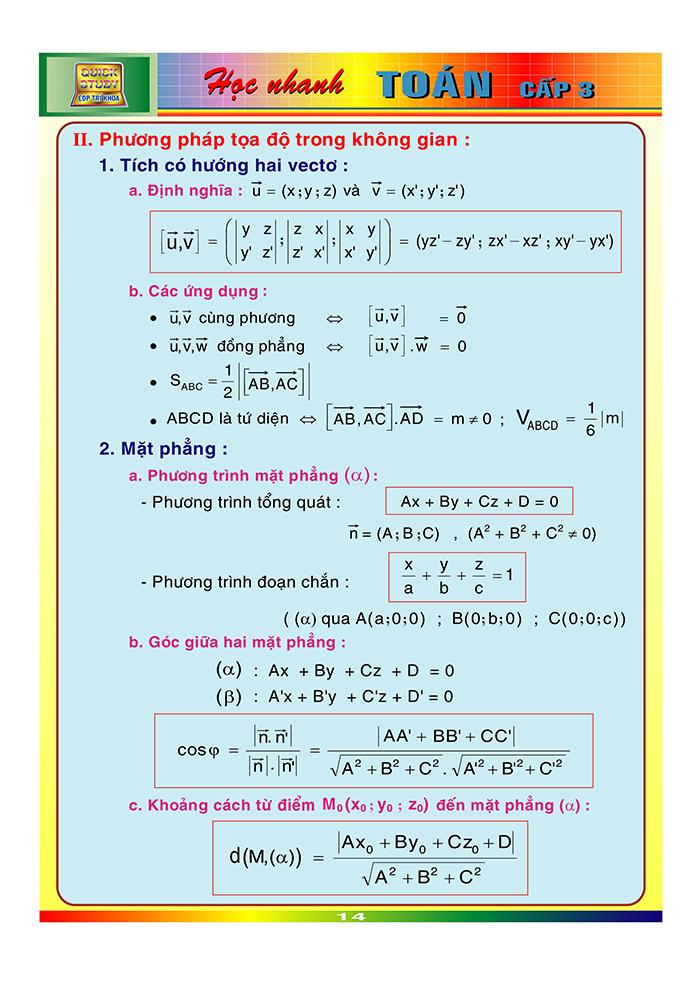 công thức toán cấp 3-13