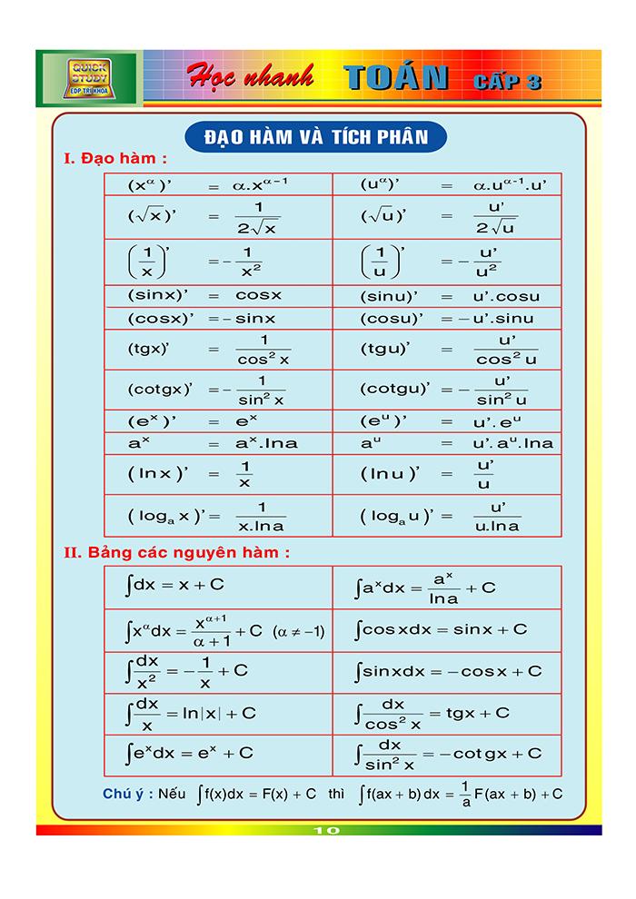 công thức toán cấp 3-9