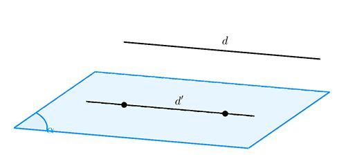 Phương pháp chứng minh đường thẳng song song với mặt phẳng