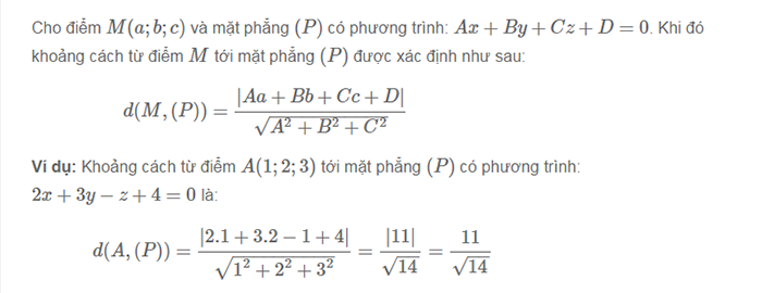 Phương trình mặt phẳng trong không gian-5