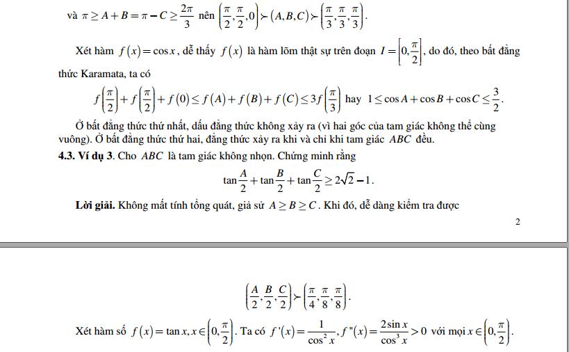 Tìm hiểu về bất đẳng thức Karamata - Cao Minh Quang--3