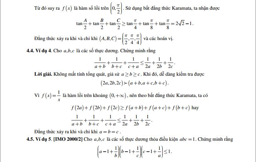 Tìm hiểu về bất đẳng thức Karamata - Cao Minh Quang--4