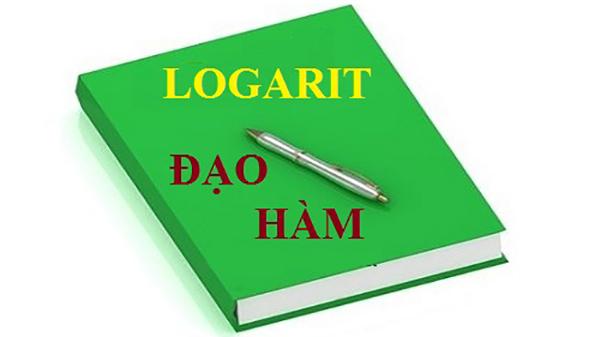 Cách tính đạo hàm của hàm số logarit-4