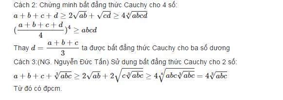 Tất tần tật về bất đẳng thức Cosi-1
