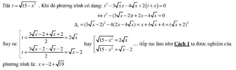 5 kĩ thuật giải phương trình vô tỉ hay dùng-8