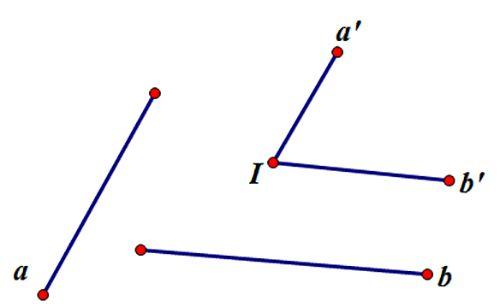 Cách xác định góc giữa hai đường thẳng trong không gian-1