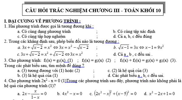 cau-hoi-trac-nghiem-chuong-3-toan-lop-10