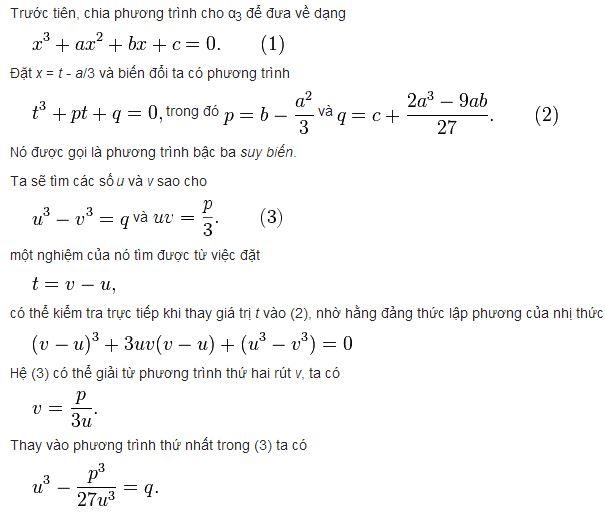 Phương pháp giải phương trình bậc 3-2