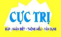 Bài tập trắc nghiệm cực trị - Nguyễn Bá Vương