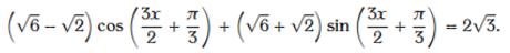 Giải phương trình bậc nhất đối với sin và cos bằng máy tính cầm tay-1
