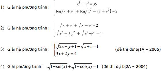 Ứng dụng phương trình đường thẳng để giải phương trình căn thức-7