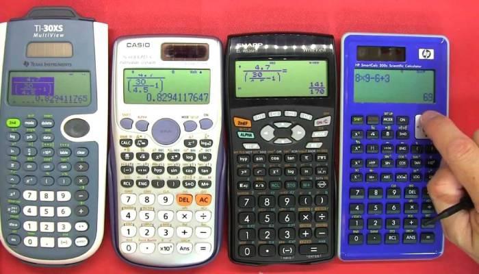 Tổng hợp những loại máy tính được sử dụng trong phòng thi THPT Quốc Gia